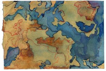 Atlantis 1 painting