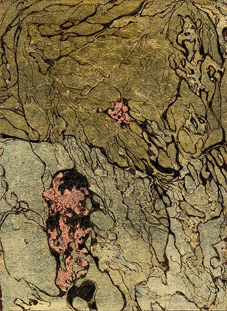 Gold Rush Territories 1 painting