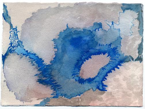 Hyperborea 1 painting