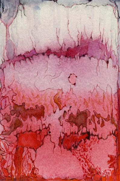 Muspelheim 2 painting