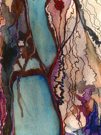 Sybaris painting