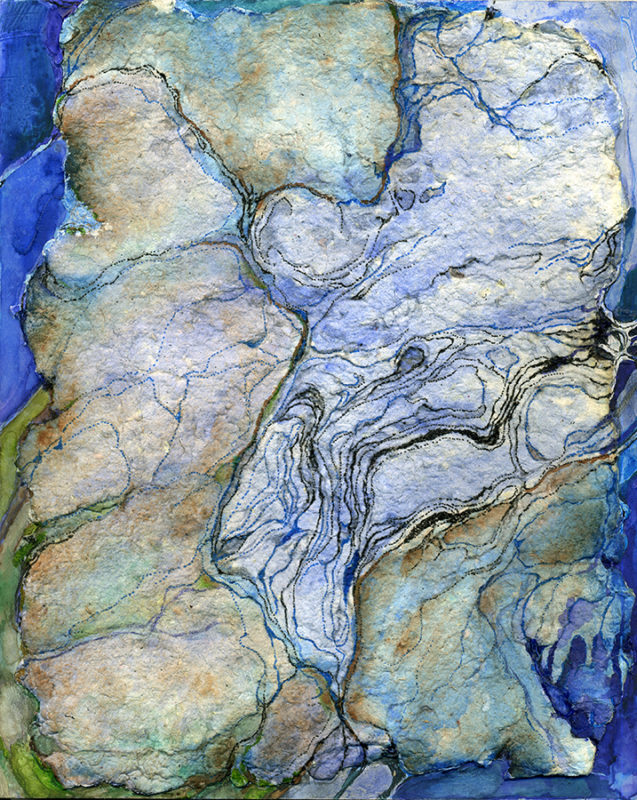 Paper Topography 4