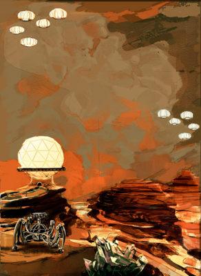 Realized: Venus Canyon
