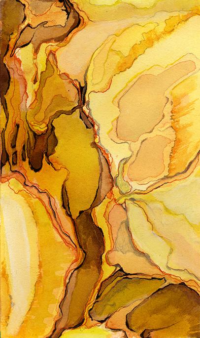 Venus Canyon 2